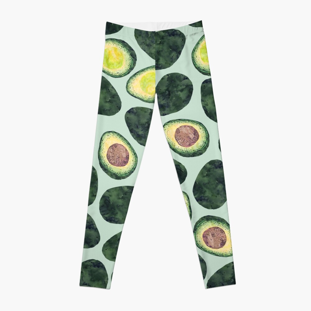 Avocado Addict Leggings