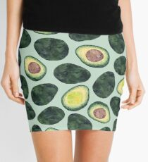 Avocado Addict Mini Skirt