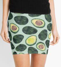 Avocado-Süchtiger Minirock
