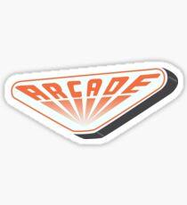 Arcade Sticker