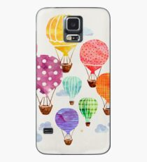 Hot Air Balloon Case/Skin for Samsung Galaxy