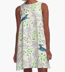 Bunny Dreams A-Line Dress