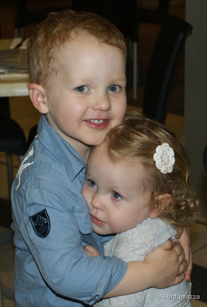 My Grandchildren Jack & Ava by Auntymazza