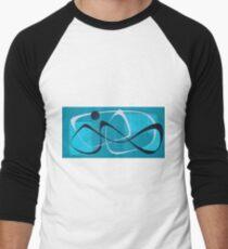 Squiggle 1 Baseball ¾ Sleeve T-Shirt