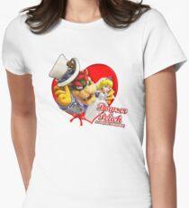 Super Mario Odyssey Bowser and Peach Wedding Art T-Shirt