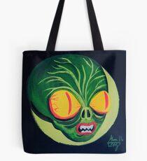 Space Guy Tote Bag