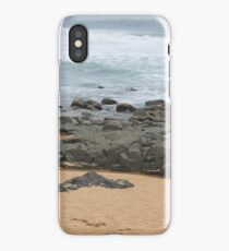 It was love at first sight... the day I met The Beach iPhone Case