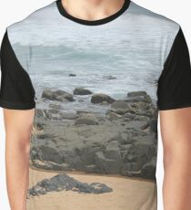 It was love at first sight... the day I met The Beach Graphic T-Shirt