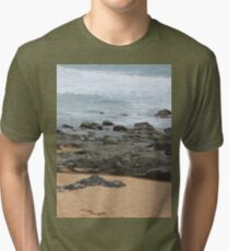 It was love at first sight... the day I met The Beach Tri-blend T-Shirt