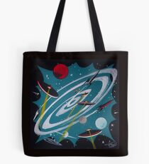 Space Hole Tote Bag