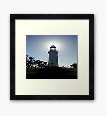 Table Cape Lighthouse - Tasmania  Framed Print