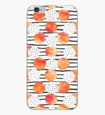 Fruity Orange iPhone Case