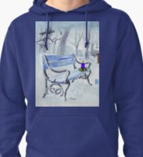 Wishing you the Best Festive Season ever! Pullover Hoodie