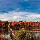 Hammond Pond by LudaNayvelt