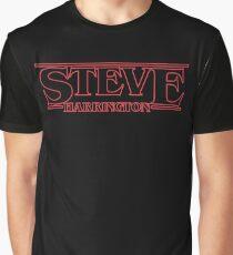STEVE HARRINGTON Graphic T-Shirt