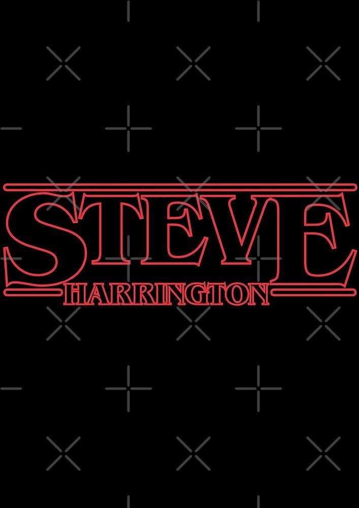 STEVE HARRINGTON by gastaocared