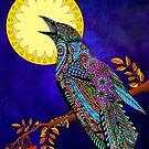 Electric Crow by Tammy Wetzel