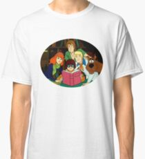 THE MYSTERY INC. GANG  Classic T-Shirt