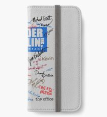 THE OFFICE iPhone Wallet/Case/Skin