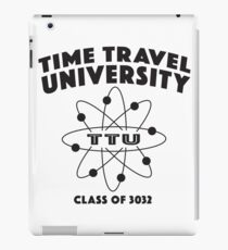 Time Travel University iPad Case/Skin
