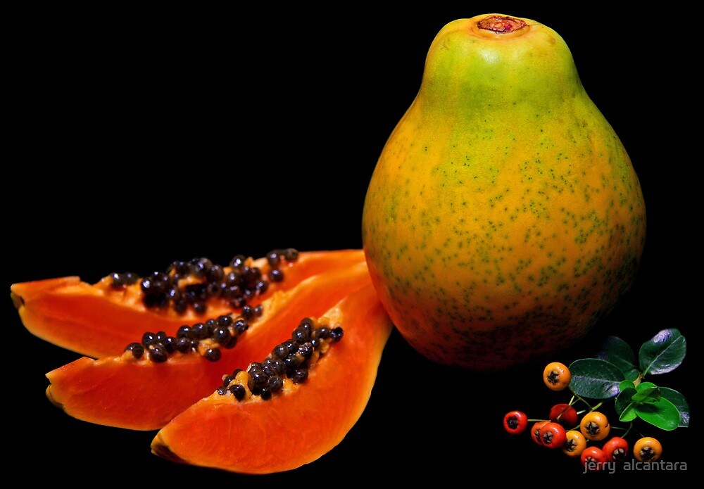 Papaya by jerry  alcantara