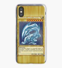 Blue-Eyes White Dragon iPhone Case