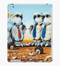 Peter Williams Black Opal Classic 2012 iPad Case/Skin