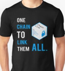 One Chain To Link Them All [ver.2] Unisex T-Shirt