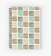 Summer day fly  Spiral Notebook