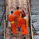 Bridge Crossing by Inishiata