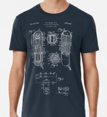 Microphone Men's Premium T-Shirt