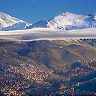 La Paz, Bolivia by Kevin McGennan