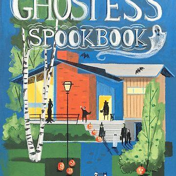 Batty Cracker's Ghostess Spookbook by elgatogomez