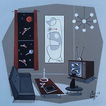 TV Window by elgatogomez