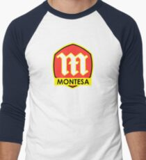 Montesa Enduro Men's Baseball ¾ T-Shirt