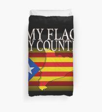 Mon Pays Mon Drapeau Cadeau Pour Catalan Catalunya T-Shirt Sweat À Capuche Iphone Samsung Téléphone Cas Café Tasse Tablet Case Housse de couette