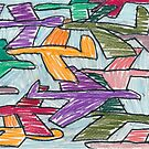 Planes III (2012) by artcollect