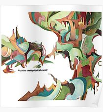 NUJABES METAPHORICAL MUSIC RIP Poster