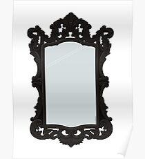 Macabre Mirror Poster