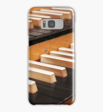 Pipe organ keyboard  Samsung Galaxy Case/Skin
