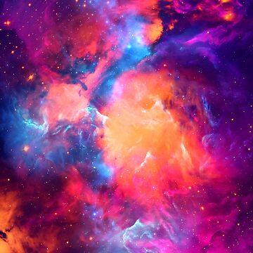 Artistic XC - Nebula H