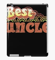 Best Uncle 70s Style Clothing iPad Case/Skin