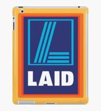 LAID iPad Case/Skin