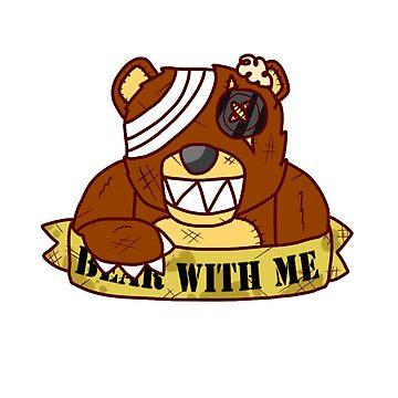 Bear With Me -Goreless- by hoshizorastyle