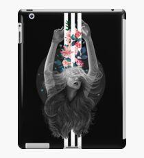 Flight of imagination on black iPad Case/Skin