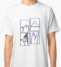 PUNPUN STAGES - Sad Japanese Aesthetic Classic T-Shirt