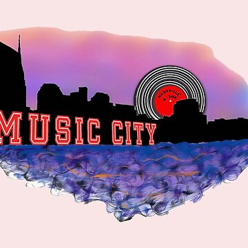 Music city am by browolf81