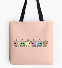 Bubble Tee Tote Bag