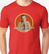 Fred McFeely Rogers Unisex T-Shirt
