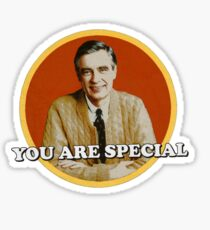Fred McFeely Rogers Sticker